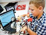 Планета роботов, учебный центр